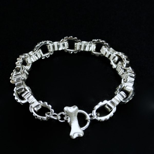 DASH MINI OVAL BRACELET/NECKLACE